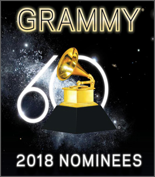2018 Spirit Grammy Winners!