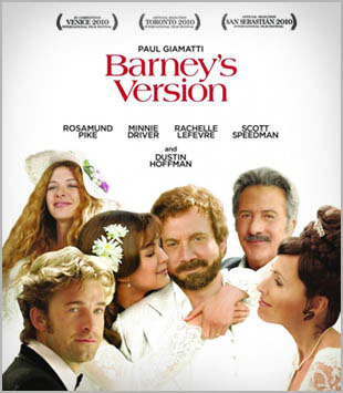 'Barney's Version' Highlights Spirit Songs